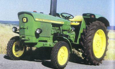 Tractor Jhon Deere 920 Tractores