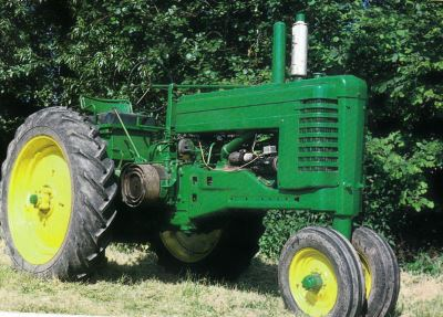 Tractor Jhon Deere A Tractores
