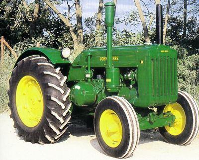 Tractor Jhon Deere D Tractores