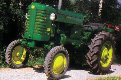 Tractor Jhon Deere M Tractores