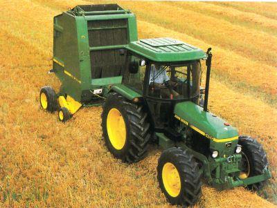 Tractor John Deere 2450 Tractores