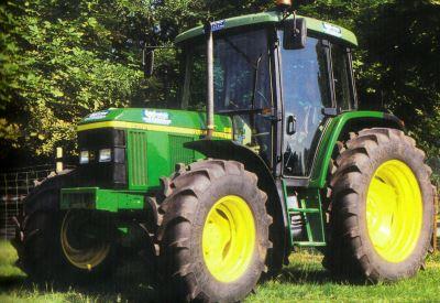 Tractor John Deere 6310 Tractores