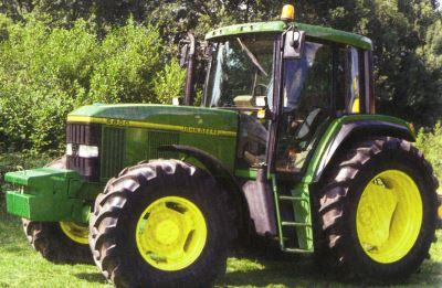 Tractor John Deere 6800 Tractores