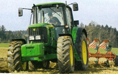 Tractor John Deere 6930 Tractores