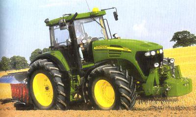 Tractor John Deere 7920 Tractores