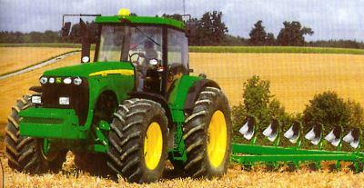 Tractor John Deere 8520 Tractores