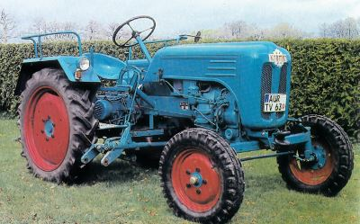 Tractor Kramer Pionier S Tractores