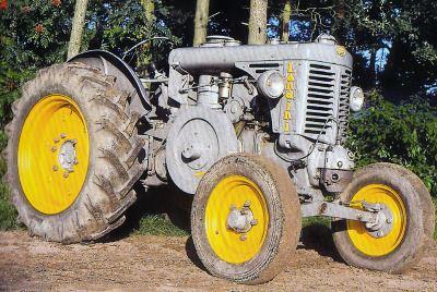 Tractor Landini L 25 Tractores