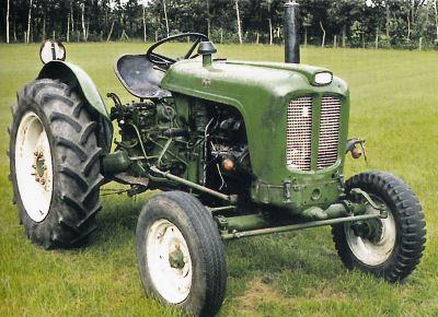 Tractor Landini R 4000 Tractores