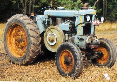 Tractor Landini Super Velite 50/55 CV Tractores