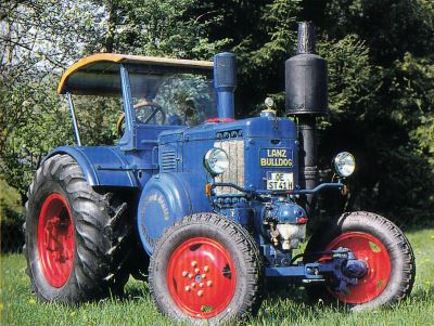Tractor Lanz-Bulldog D 1506 Tractores