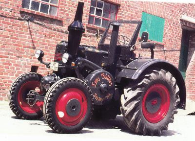 Tractor Lanz-Bulldog D 7506 Tractores