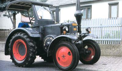 Tractor Lanz Bulldog D 7511 Tractores