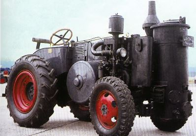 Tractor Lanz-Bulldog D 9006 Tractores