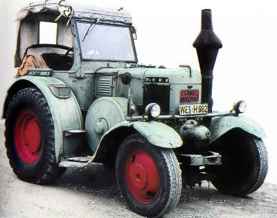 Tractor Lanz-Bulldog D 9531 Tractores