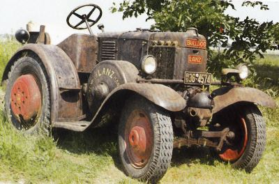 Tractor Lanz-Bulldog D 9538 Tractores