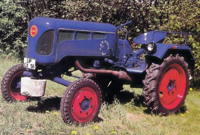 Tractor Lanz D 1306 Tractores