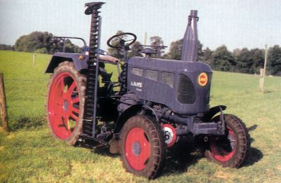 Tractor Lanz D 1616 Tractores