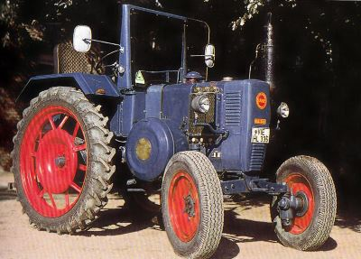 Tractor Lanz D 2806 Tractores