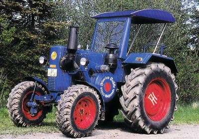 Tractor Lanz D 3606 Tractores