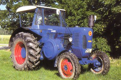 Tractor Lanz D 5016 Tractores