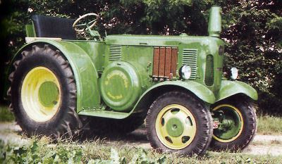 Tractor Lanz D 6516 Tractores