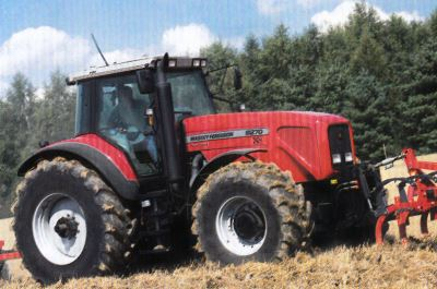 Tractor MF 8270 Xtra Tractores