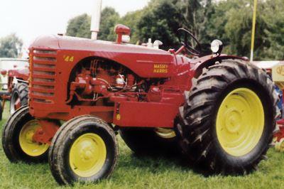 Tractor Massey-Harris 44 K Tractores