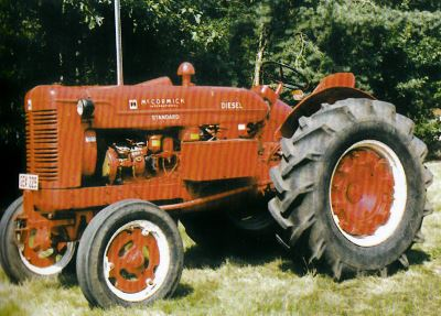 Tractor McCormick BWD 6 Tractores