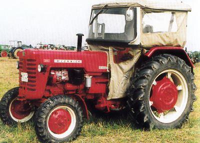 Tractor McCormick D 432 Tractores