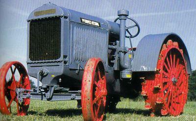 Tractor McCormick-Deering 10-20 Tractores