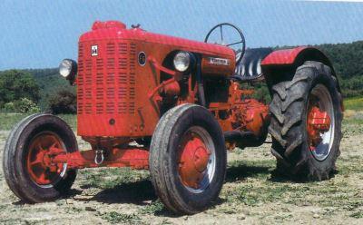 Tractor McCormick-Deering FG Tractores