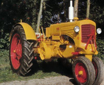 Tractor Minneapolis-Moline UTU Tractores
