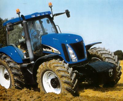 Tractor New Holland TG 285 Tractores
