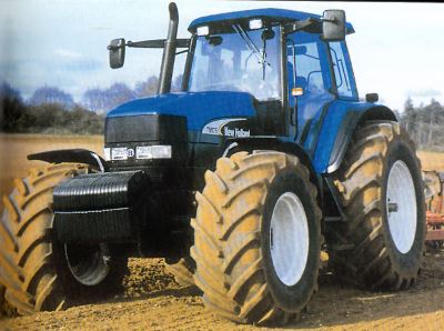 Tractor New Holland TM 175 Tractores