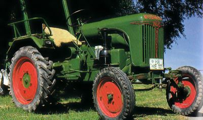 Tractor Normag K 12 A Tractores