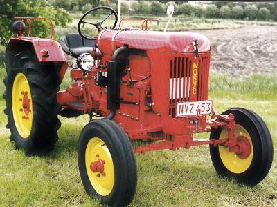 Tractor Normag NG 20 Tractores