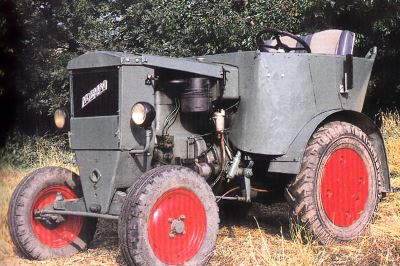 Tractor Normag NG 22 Tractores