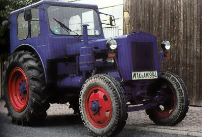 Tractor RS 01/40 Pioner Tractores