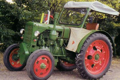Tractor RS 04/30 Tractores