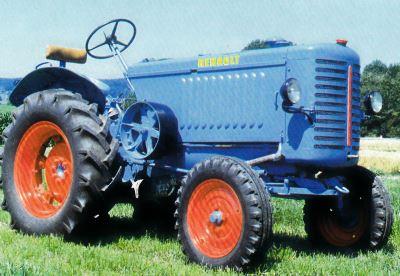 Tractor Renault R 3042 Tractores