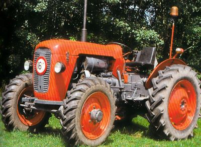 Tractor SAME 240 DT M Tractores