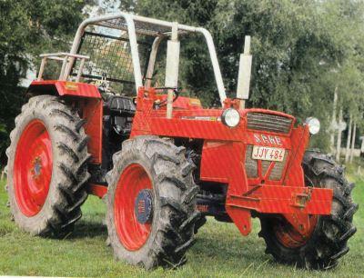Tractor SAME Centauro 60 Tractores
