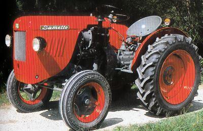Tractor SAME Sametto Tractores