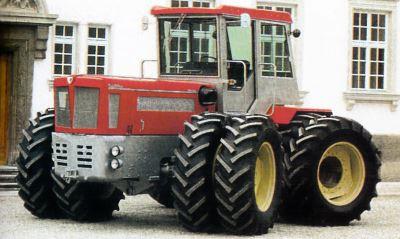 Tractor Schluter Profi Trac 5000 TVL Tractores