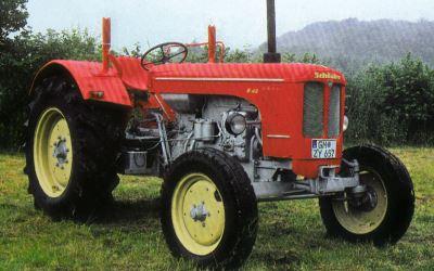 Tractor Schluter S 45 Tractores