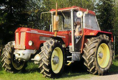 Tractor Schluter Super 1250 V Tractores