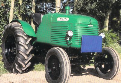 Tractor Steyr 180 Tractores