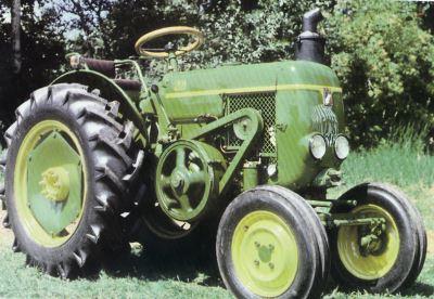 Tractor Vierzon 201 Tractores