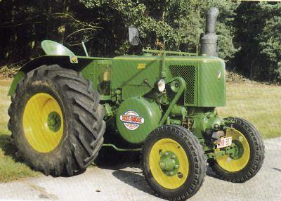 Tractor Vierzon 302 Tractores
